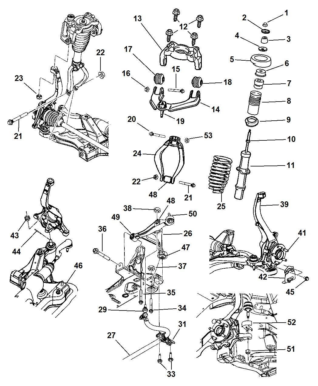 DW_7360] 2002 Dodge Suspension Diagram Schematic WiringOliti Gram Epsy Terch Dimet Mecad Elae Mohammedshrine Librar Wiring 101