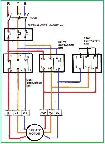 3 Phase Dol Starter Wiring Diagram Pdf - Wiring Diagram ...