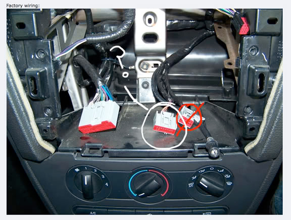 Ol 6713 Wiring Harness For Ford Fusion Free Diagram