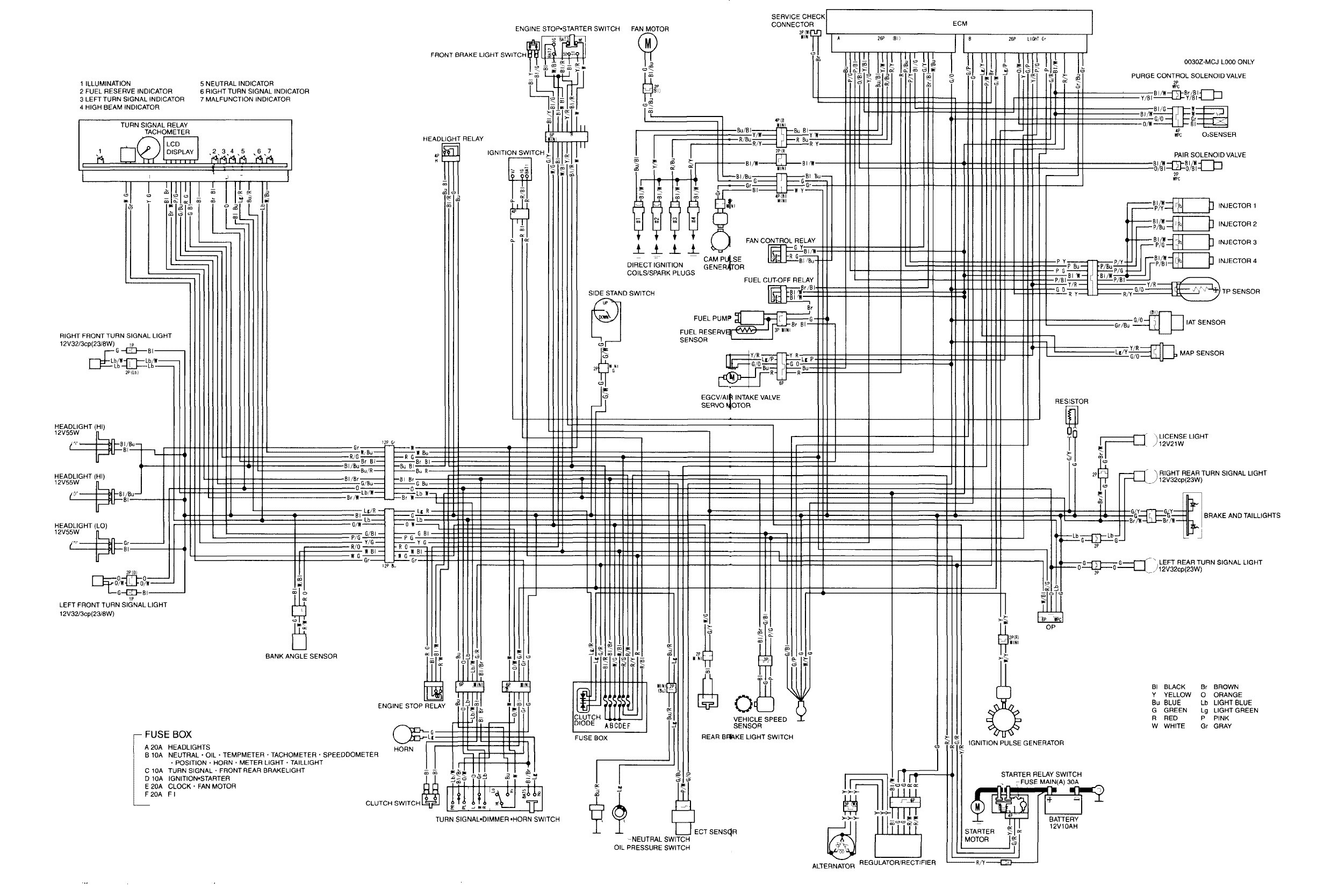 96 Cbr 600 Wire Diagram Wiring Diagram 1971 Honda 750 Four Begeboy Wiring Diagram Source