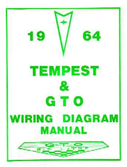 Terrific Amazon Com Bishko Automotive Literature 1964 Pontiac Gto Tempest Wiring Cloud Filiciilluminateatxorg