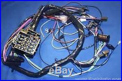 Pleasing Chevelle Wire Wiring Harness Wiring Cloud Overrenstrafr09Org
