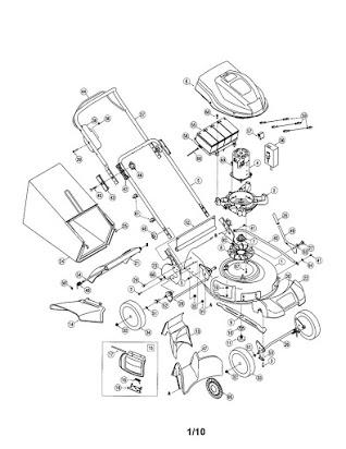 Wiring Diagram Parts List For Model 502254260 Craftsman - 2003 Subaru  Legacy Fuse Box Diagram - wiring.yenpancane.jeanjaures37.frWiring Diagram Resource