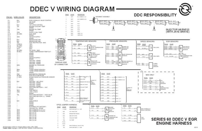 [SCHEMATICS_44OR]  WG_6816] Ddec 5 Wiring Schematic Schematic Wiring | Detroit Diesel Ecm Wiring Diagram |  | Www Mohammedshrine Librar Wiring 101