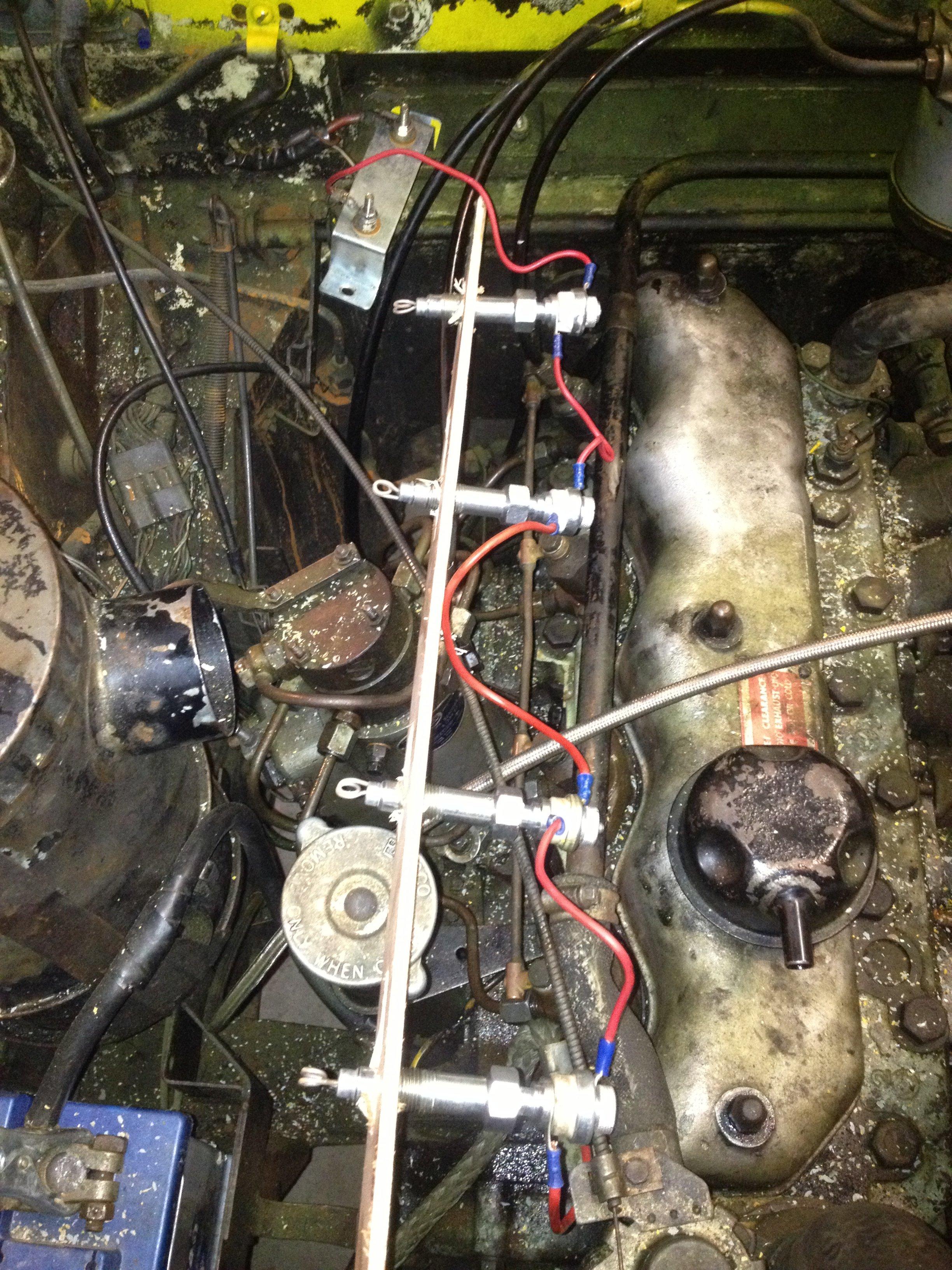 Land Rover Series 3 Heater Wiring Diagram - Wiring Diagram ...
