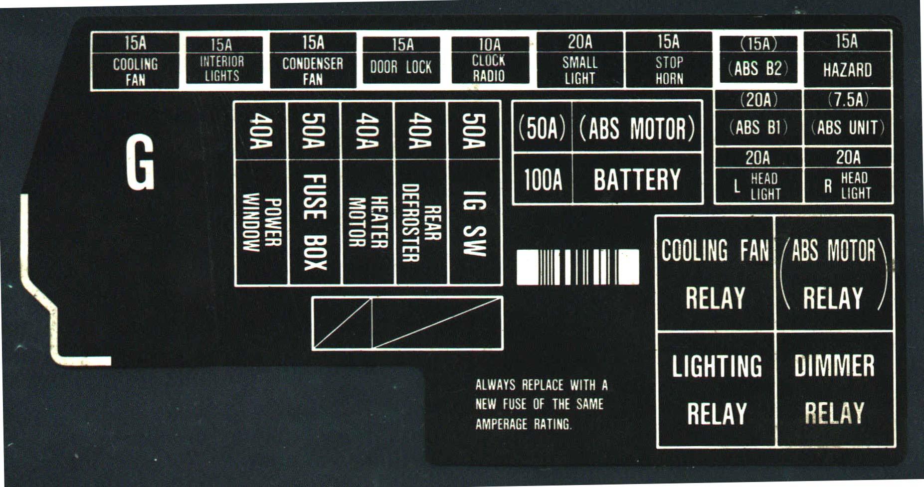 1992 Honda Civic Headlight Switch Wiring Diagram - Diesel ...