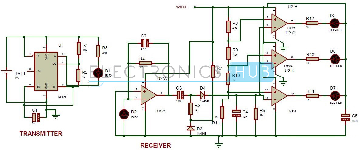Phenomenal Reverse Parking Sensor Circuit For Car Security System Wiring Cloud Picalendutblikvittorg