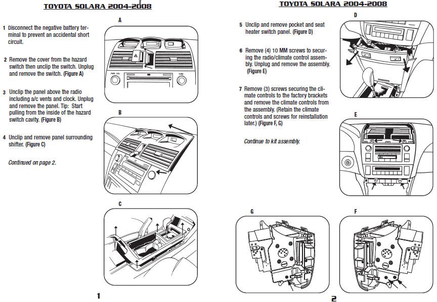 Terrific Radio Wiring Diagram In Addition 2004 Toyota Solara Radio Wiring Wiring Cloud Ittabisraaidewilluminateatxorg