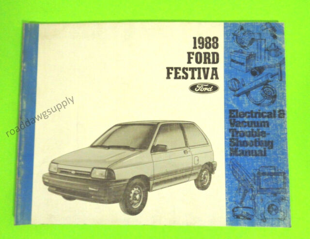 Kb 4573 Wiring Diagram For 1988 Ford Festiva Free Diagram