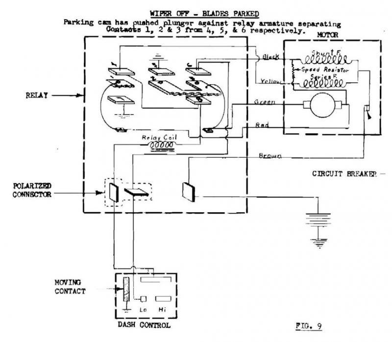 Sg 1185 Jeep Cj7 Windshield Wiper Switch Wiring Schematic Wiring