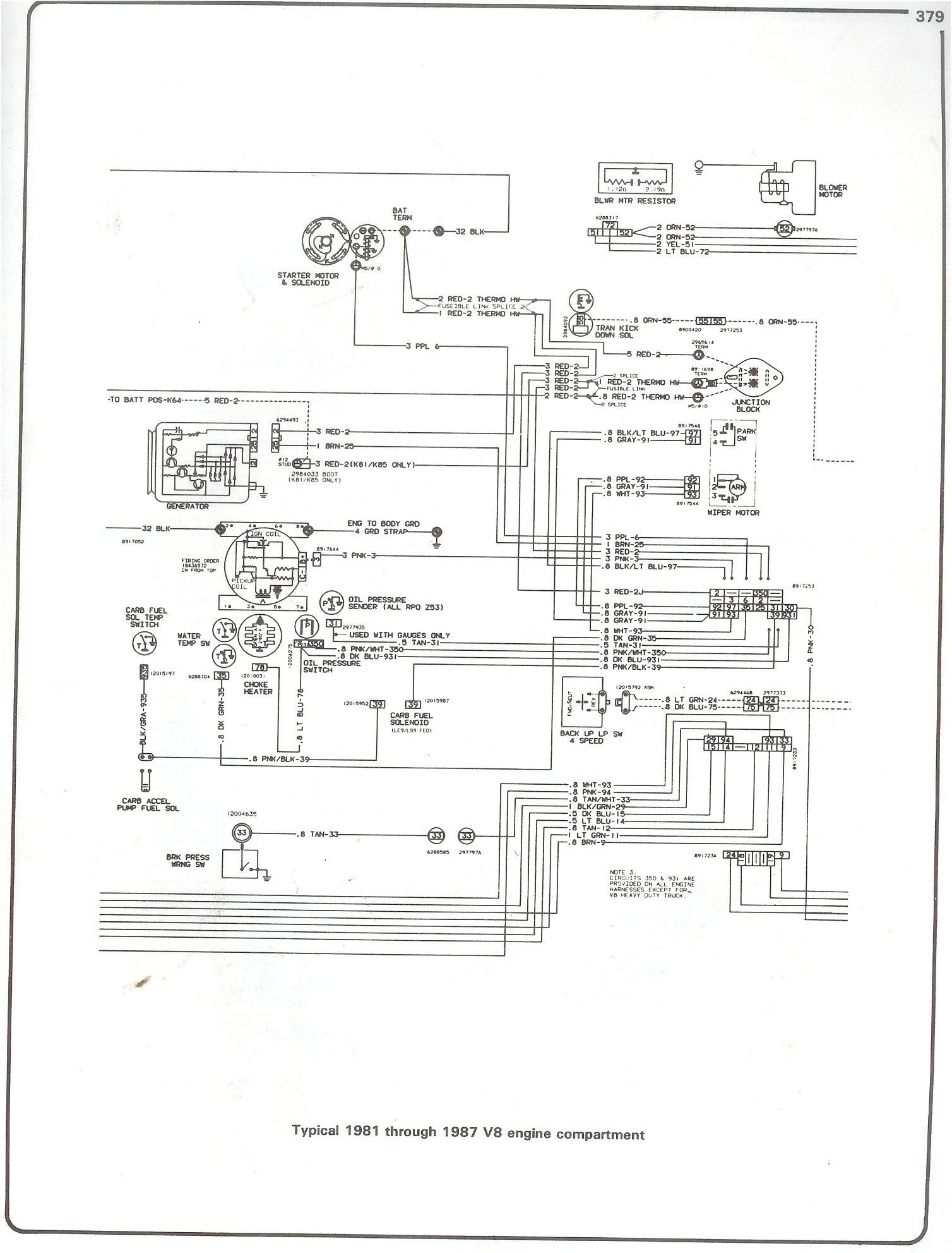 Sensational Pin By Malcolm Cail On Projects To Try 87 Chevy Truck 85 Chevy Wiring Cloud Biosomenaidewilluminateatxorg