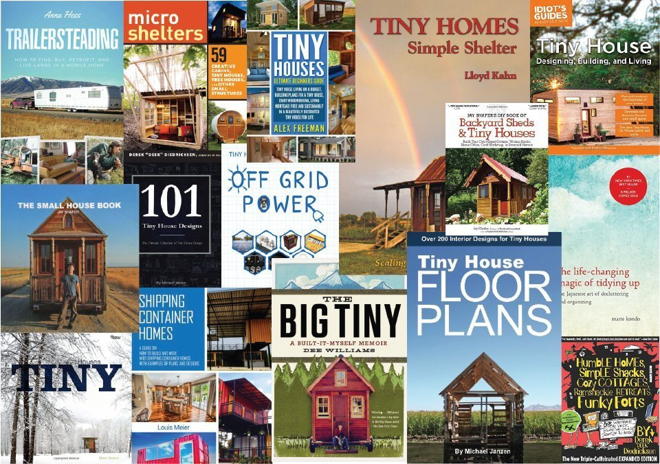 Enjoyable Comprehensive Guide To The Best Tiny House Books Tiny House Citizens Wiring Cloud Ostrrenstrafr09Org