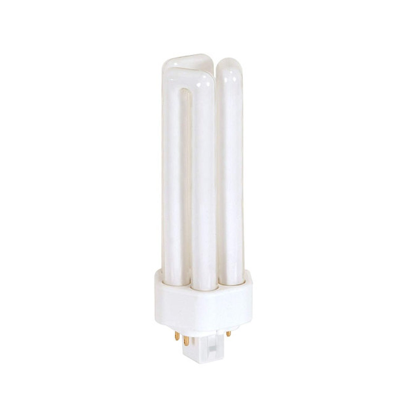 Bulbrite CF42T830//E 42W Triple 4-PIN 830K Compact Fluorescent Light Bulb Soft White