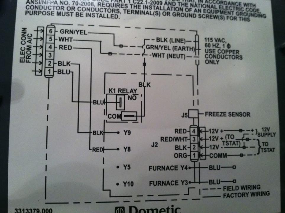 KE_1017] Wiring Diagram On Thermostat Wiring Diagram As Well Dometic Duo  Therm Wiring DiagramMonoc Exmet Mohammedshrine Librar Wiring 101