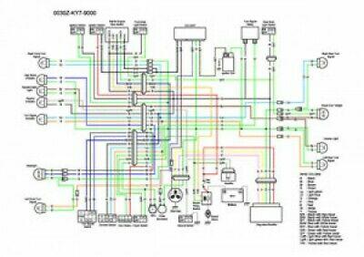 a cdi ignition wiring diagram for 185s ac 9009  honda 300ex engine diagram together with honda xl 125  ac 9009  honda 300ex engine diagram