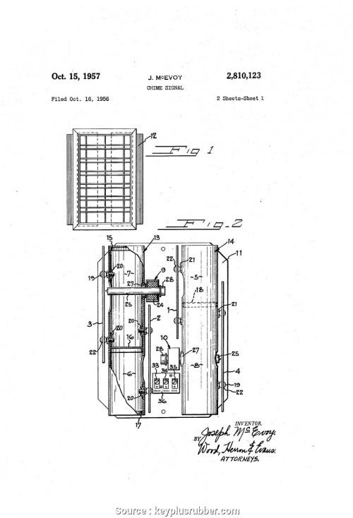 Heath Zenith Wired Door Chime Wiring Diagram