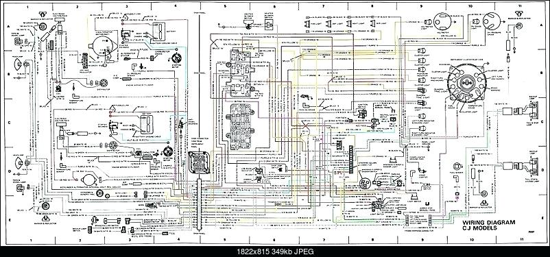 1984 jeep cj7 dash wiring diagram ce 5297  cj7 wiring diagram large download diagram  ce 5297  cj7 wiring diagram large