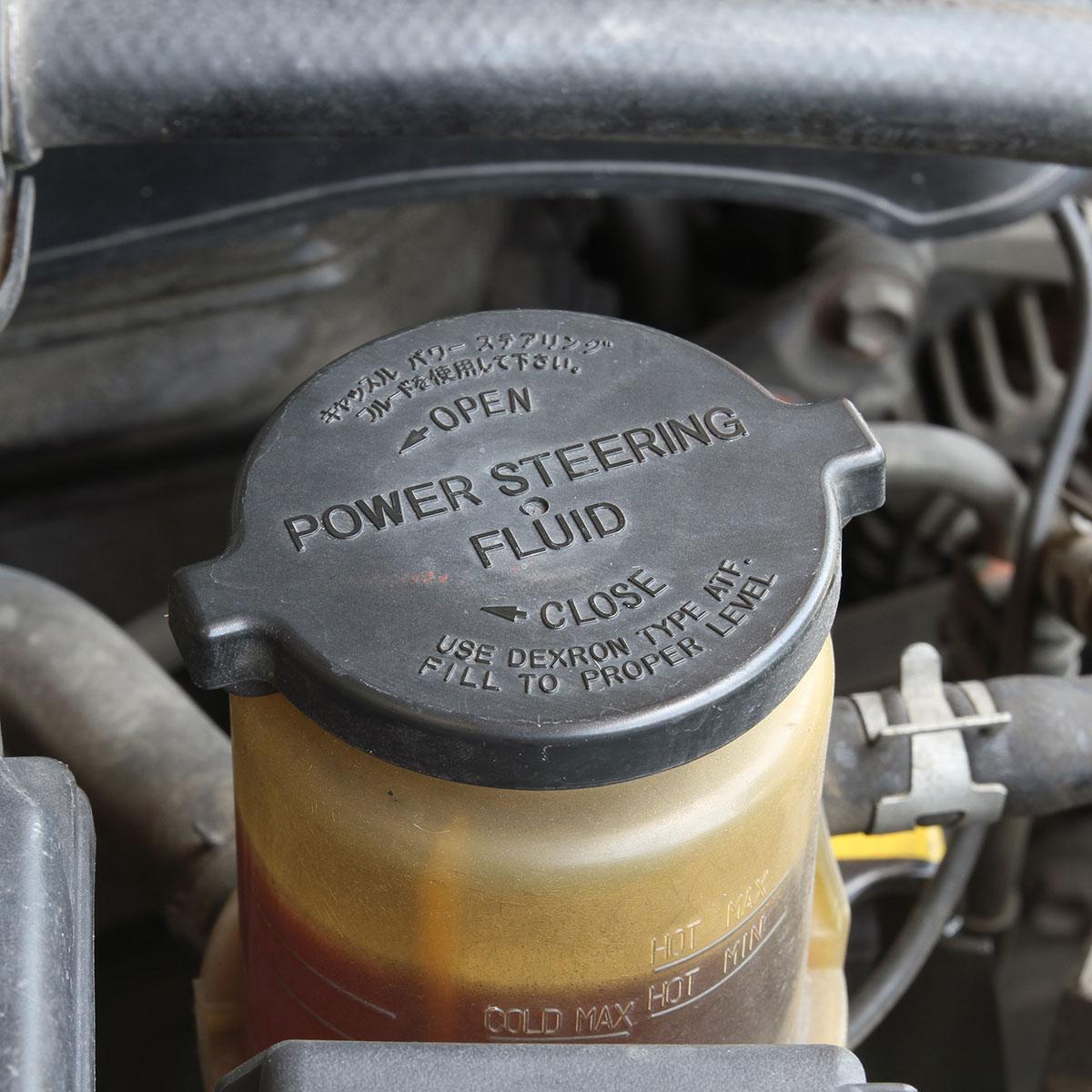 Prime Power Steering Fluid Replacement Costs Repairs Autoguru Wiring Cloud Grayisramohammedshrineorg