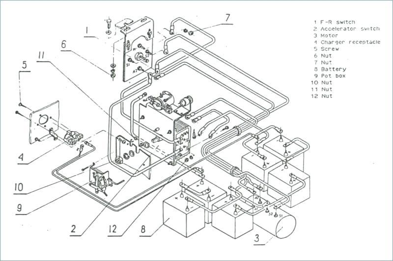 Wiring Diagram Melex 512