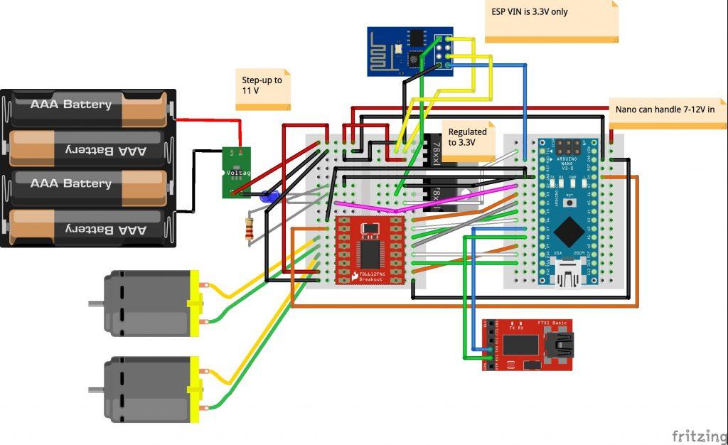 Nano Car Wiring Diagram