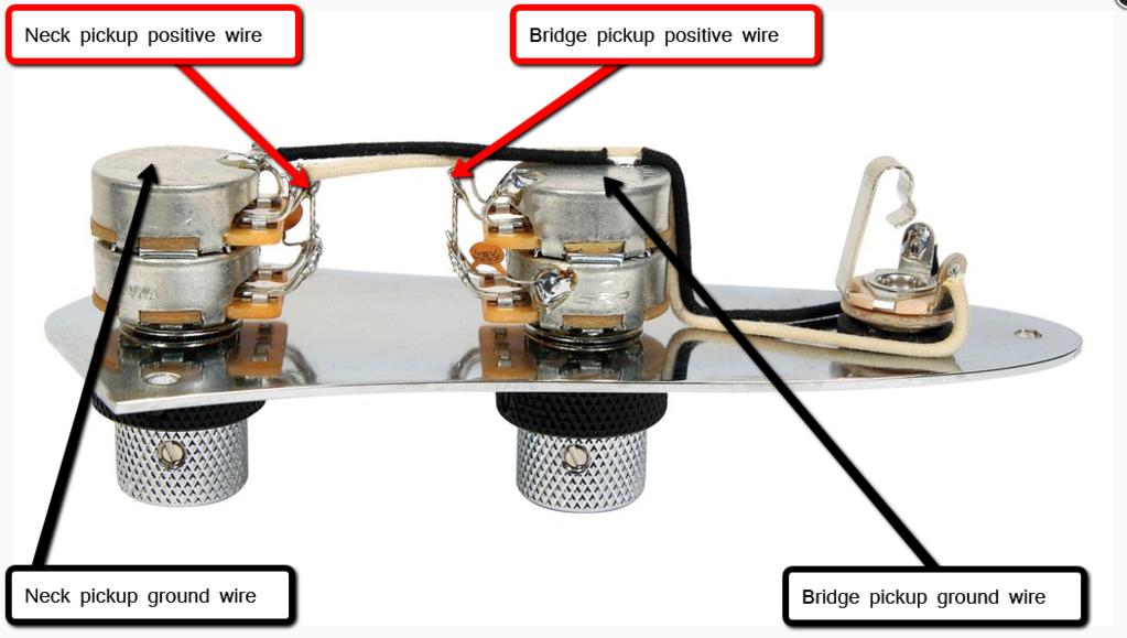 Wr 8806 Fender Jazz Bass Pickup Wiring Wiring Diagram