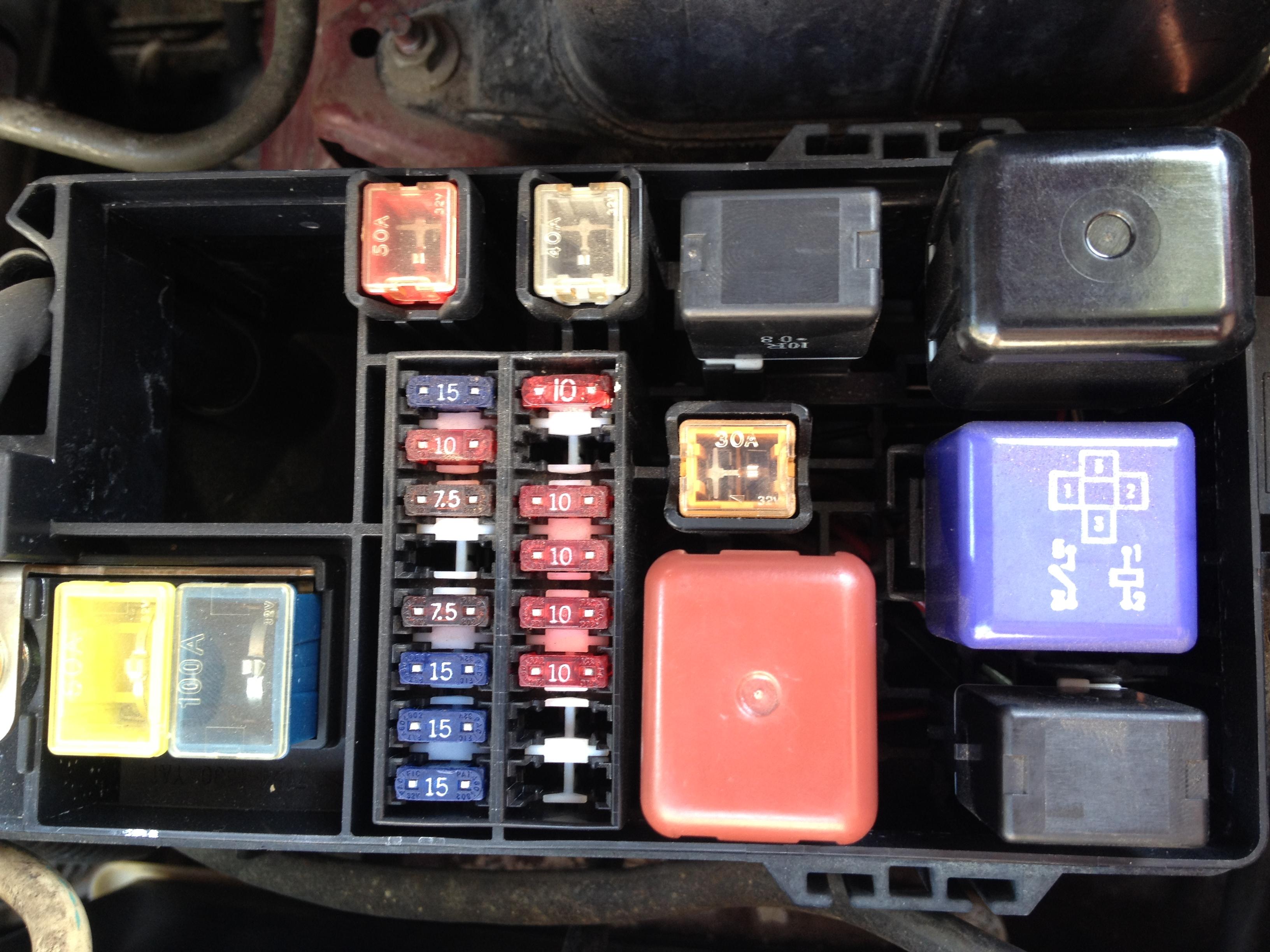 4runner fuse box diagram ge 3651  1996 toyota t100 fuse box diagram schematic wiring 2012 4runner fuse box diagram 1996 toyota t100 fuse box diagram