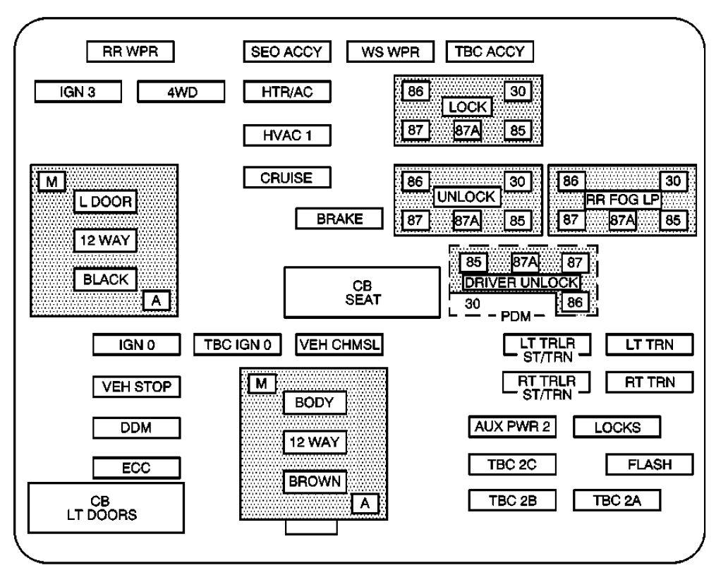 04 Tahoe Fuse Box -Mitsubishi Tractor D3000 Schematics | Begeboy Wiring  Diagram SourceBegeboy Wiring Diagram Source