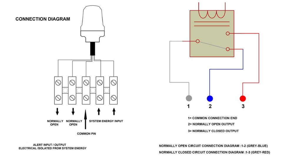 ez7629 aircraft warning light circuit schematic wiring