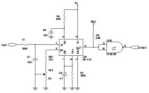 Admirable Voltage To Frequency Circuits Page 2 Converter Circuits Next Gr Wiring Cloud Rometaidewilluminateatxorg