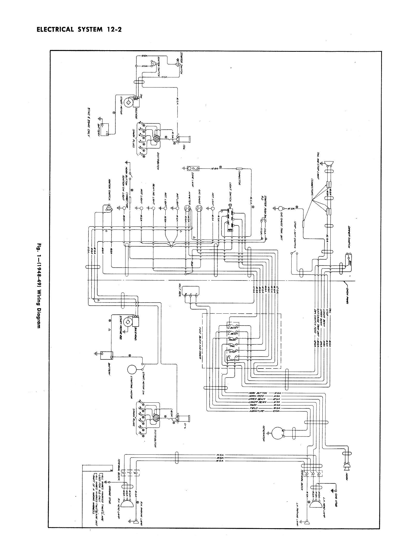 Va 7270 Cigar Lighter Wiring Diagram For 1954 Studebaker Champion And Commander Schematic Wiring