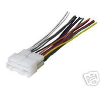 Swell Amazon Com Stereo Wire Harness Pontiac Bonneville 92 93 94 95 Car Wiring Cloud Grayisramohammedshrineorg