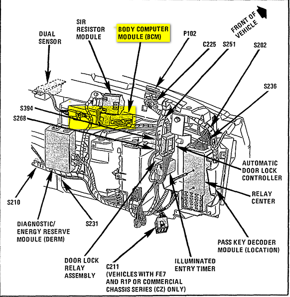 Brilliant 2002 Cadillac Deville Fuse Box Schematic Auto Electrical Wiring Wiring Cloud Mousmenurrecoveryedborg