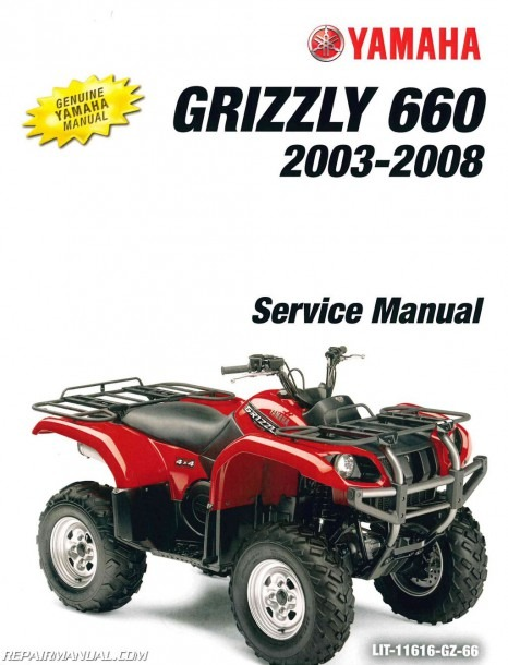 Cz 6752 Yamaha Atv Grizzly 660 Wiring Diagram Download Diagram
