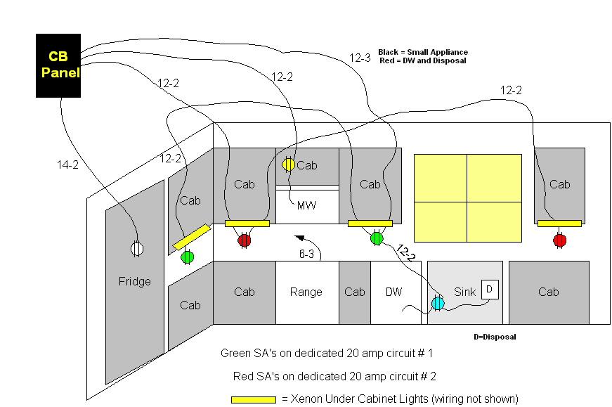Kitchen Island Schematic Wiring - 6 0 Powerstroke Fuel Filter for Wiring  Diagram SchematicsWiring Diagram Schematics