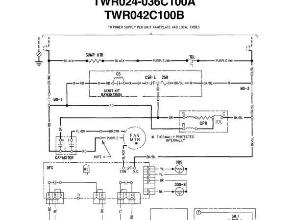 Admirable Wiring Diagram For Trane Xe1000 Wiring Diagram Schematics Wiring Cloud Mousmenurrecoveryedborg