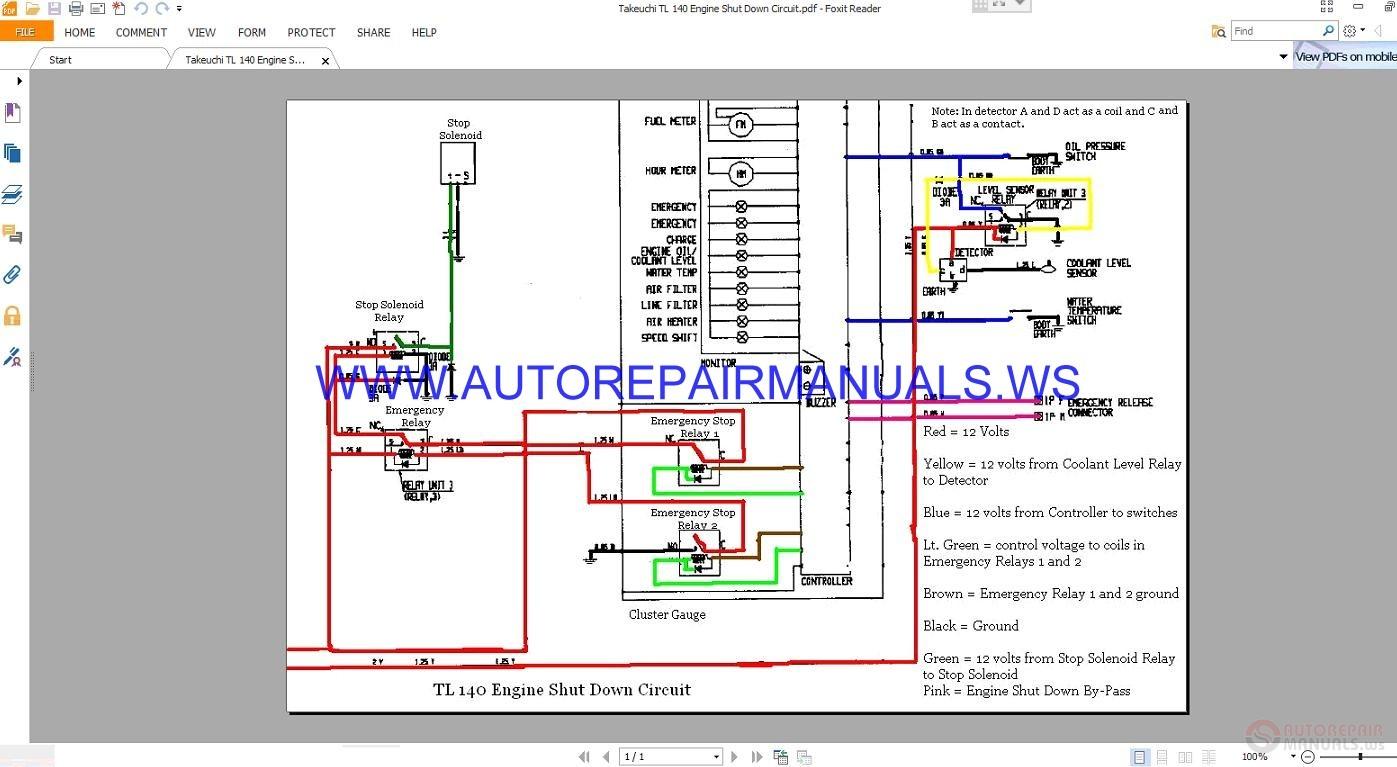 LT_7197] Takeuchi Tl140 Solenoid Wiring Diagram Download DiagramLline Hroni Denli Sputa Numap Mohammedshrine Librar Wiring 101