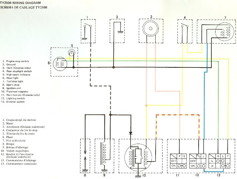 yamaha bravo wiring diagram - 1987 dodge d100 wiring diagram -  piping.2001ajau.waystar.fr  wiring diagram resource