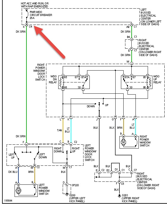 Magnificent Ez Wire Power Window Wiring Diagram Basic Electronics Wiring Diagram Wiring Cloud Itislusmarecoveryedborg
