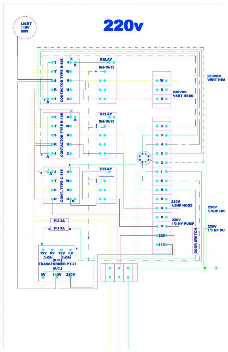Hw 7674  Wiring 110v From 220v Free Diagram