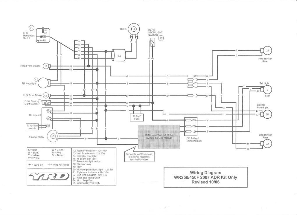 Wr250f Wiring Diagram - Control Wiring Diagram Of 3 Phase Motor  au-wirings.au-delice-limousin.fr | Wr250f Wiring Diagram |  | Bege Place Wiring Diagram - Bege Wiring Diagram Full Edition
