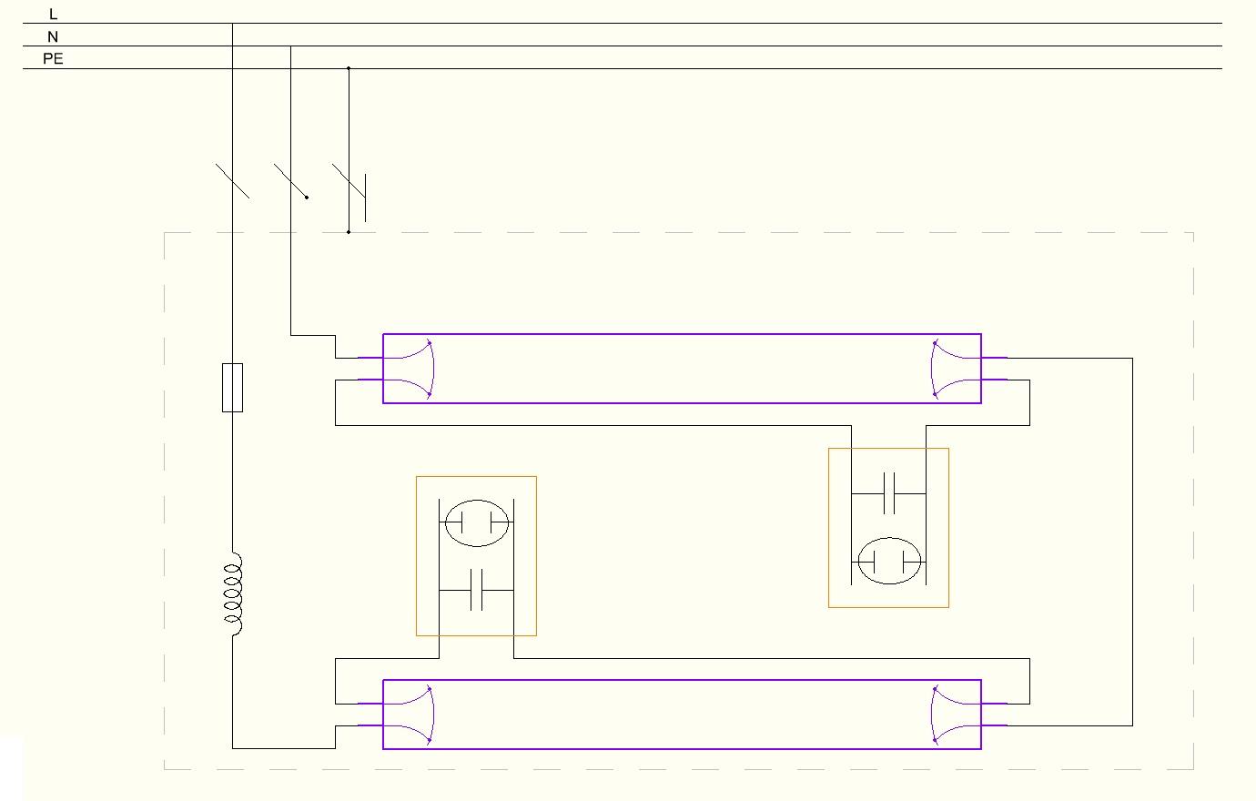 [SCHEMATICS_48IS]  2 Lamp Wiring Diagram - E5 wiring diagram | T8 2 Lamp Wiring Diagram |  | KUBB-AUF.DE