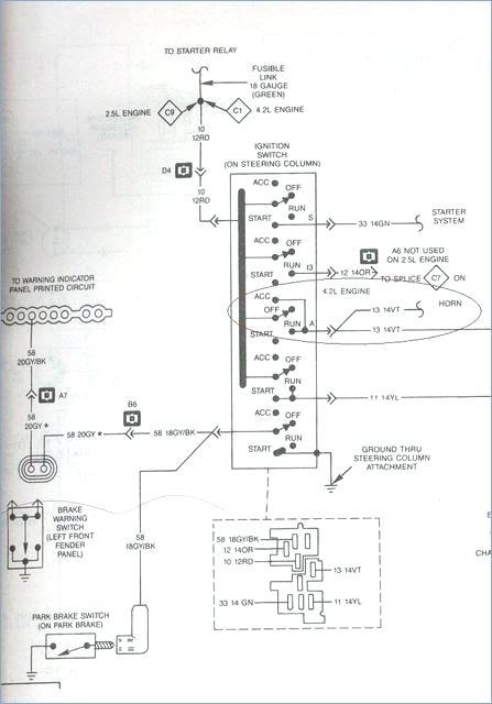 Lk 1505 2 5l Jeep Engine Wiring Diagram Wiring Diagram