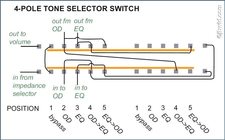 Mr 9016 2 Pole 6 Way Switch Wiring Diagrams Wiring Diagram