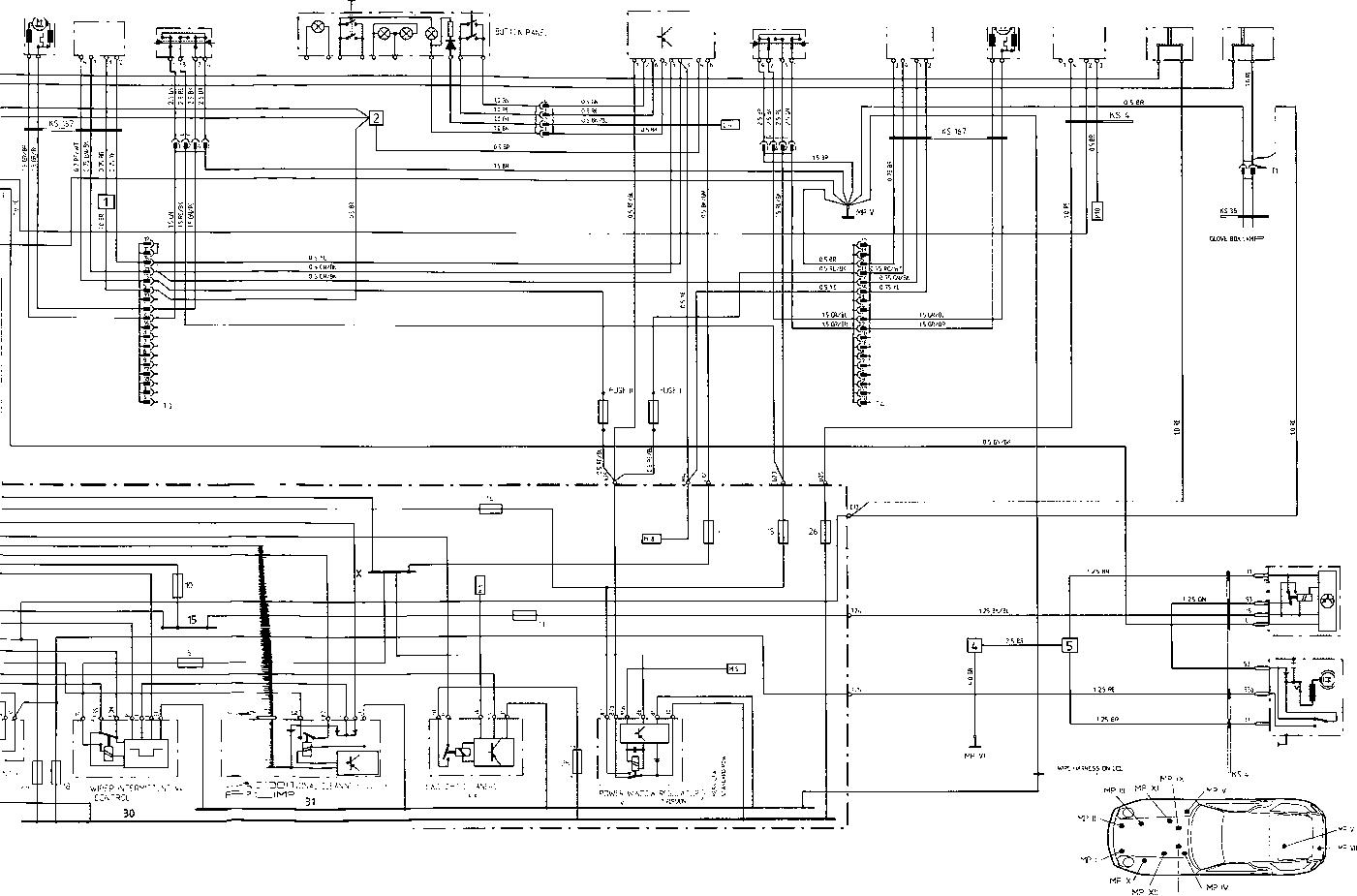 82 Porsche 928 Alternator Wiring Trane Air Handler Wiring Schematics For Wiring Diagram Schematics