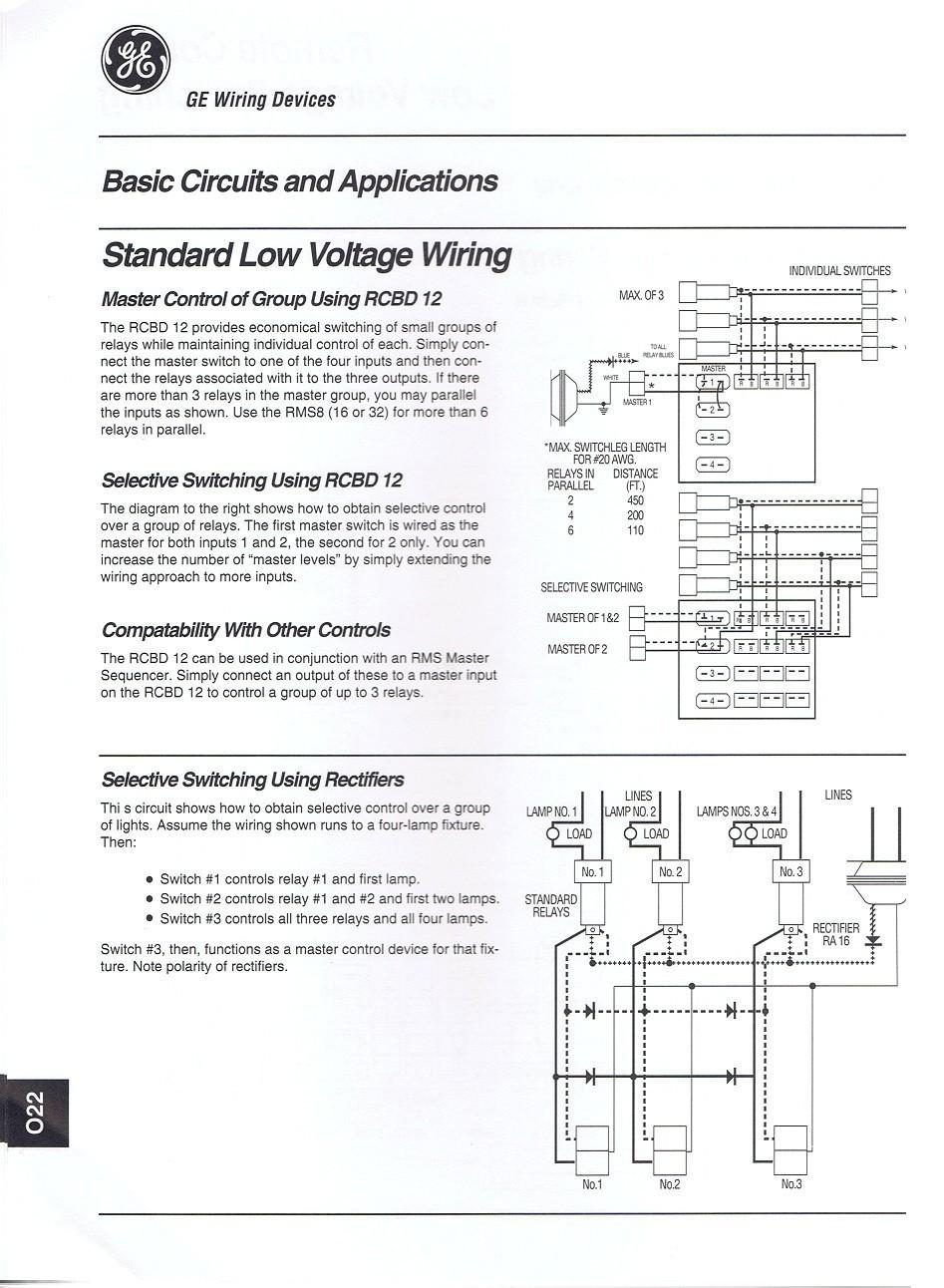 Rr7 Ge Relay Wiring Diagram