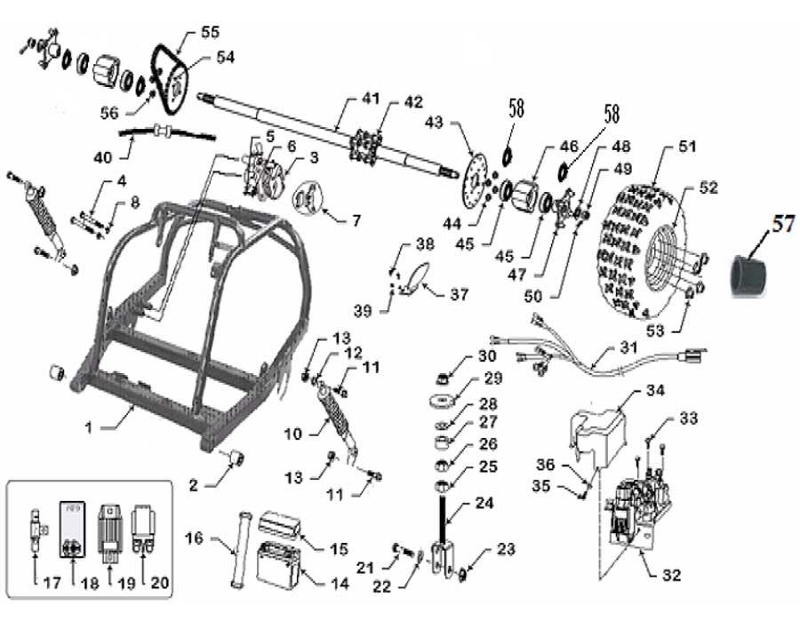 Baja 250 Engine Diagram - Electric Heat Sequencer Wiring Diagram -  wiring.yenpancane.jeanjaures37.frWiring Diagram Resource