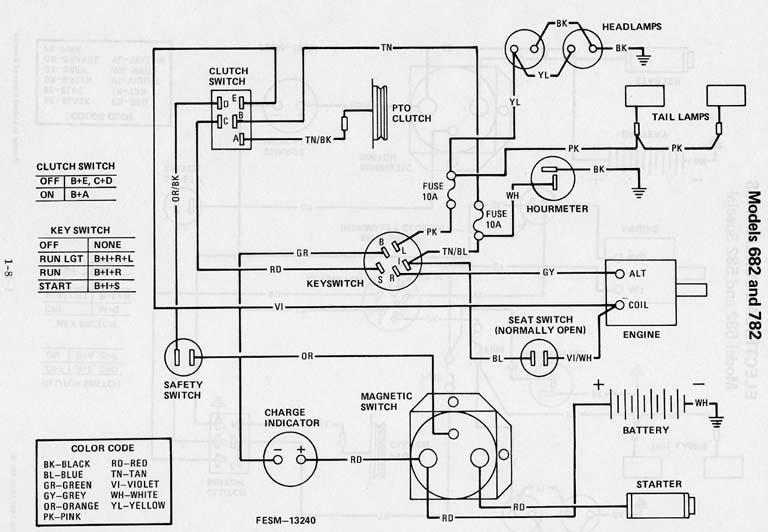 Kohler K341 Wiring Diagram - Wiring Diagram