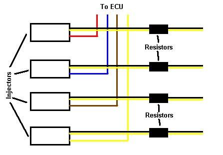 Fabulous Need Help Installing An Injector Resistor Box Honda Tech Honda Wiring Cloud Orsalboapumohammedshrineorg