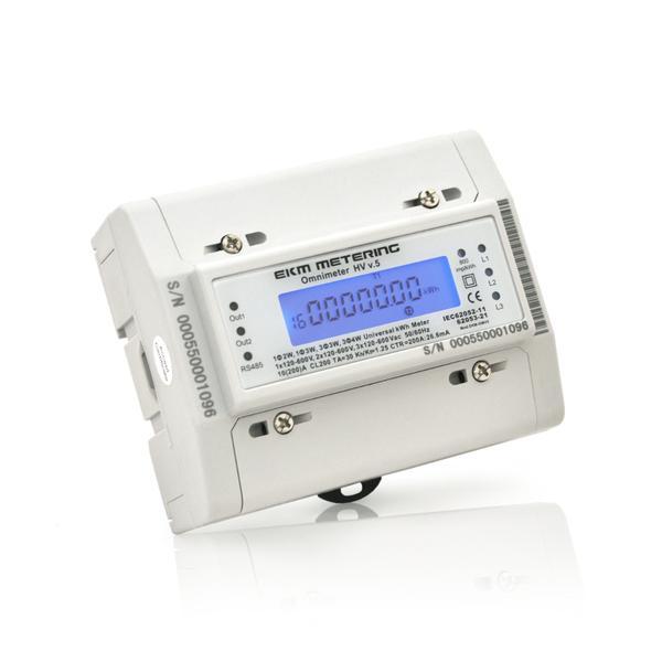Peachy Ekm Omnimeter Hv V 5 Up To 600V Universal Kwh Meter Pulse Wiring Cloud Eachirenstrafr09Org