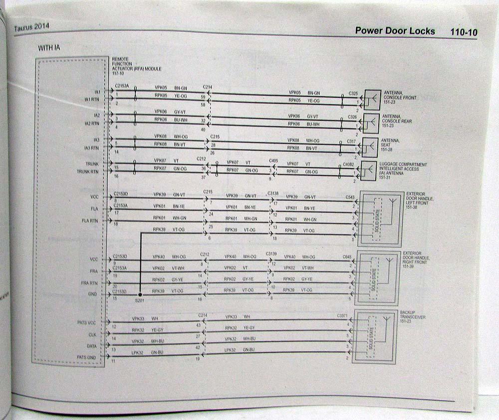 2014 Ford Taurus Wiring Diagram 2010 Hyundai Santa Fe Wiring Diagram Goldwings Yenpancane Jeanjaures37 Fr